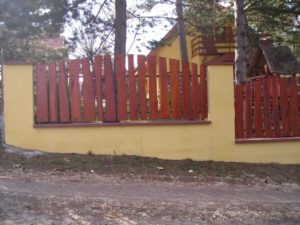 Kertépítés, kerítés készítés